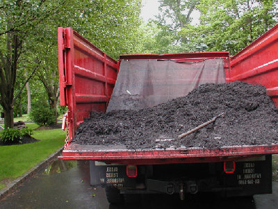 Another Mulch Delivery